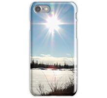 1st Snow - Pt. 4 iPhone Case/Skin