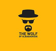 The Wolf Of ABQ by GiggityItsTim