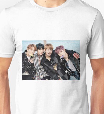 BTS You Never Walk Alone Junkook, Suga, V & Rap Monster Unisex T-Shirt