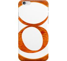 Taurus and Sacral Chakra  Abstract Spiritual Artwork  iPhone Case/Skin