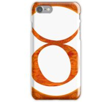 Taurus and Sacral Chakra  Abstract Spiritual Artwork  iPhone Case/Skin