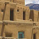 Pueblo by Tamas Bakos