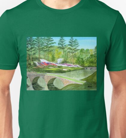 Hole 12 Amen Corner Unisex T-Shirt
