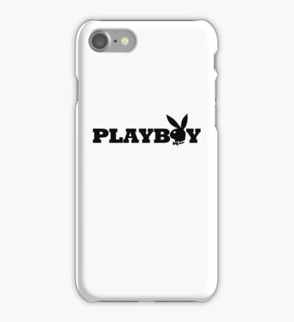Playboy  iPhone Case/Skin
