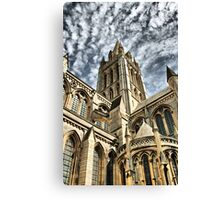 Truro cathedral Canvas Print