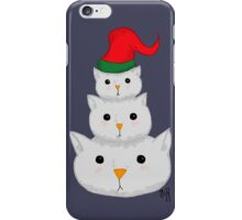 Snow Cats iPhone Case/Skin