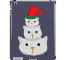 Snow Cats iPad Case/Skin
