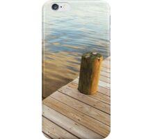 River Zen iPhone Case/Skin