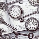 Pocket Watches and Keys by Kashmere1646
