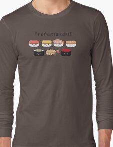 Sushi love Long Sleeve T-Shirt