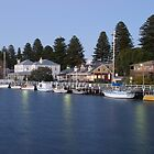 Port Fairy by Mark Williamson