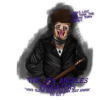 Los Angeles Predators Photographic Print