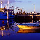 Fishermans CoOp - Queenscliff - Victoria by James Pierce