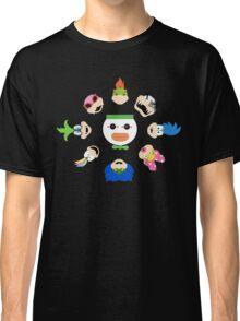 Simple Koopalings Classic T-Shirt