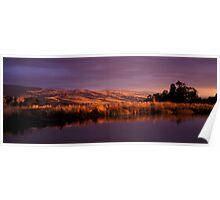 Summer Storm - Wombat Hills - Victoria Poster