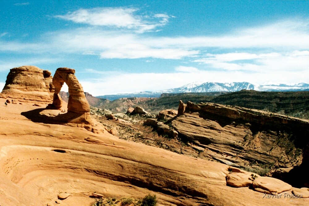 Delicate Arch - Utah by Xavier Russo