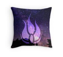 Starry Blake Logo Throw Pillow