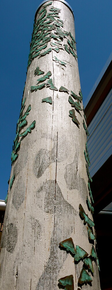 Mansfield pillar by RandomAlex