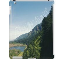 Adventure Awaits iPad Case/Skin