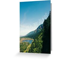 Adventure Awaits Greeting Card
