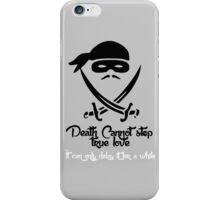 Death Cannot iPhone Case/Skin