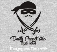 Death Cannot One Piece - Long Sleeve