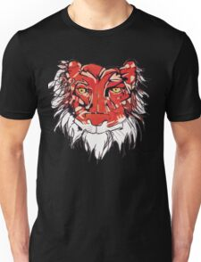 Tiger, Tiger Burning Bright Unisex T-Shirt
