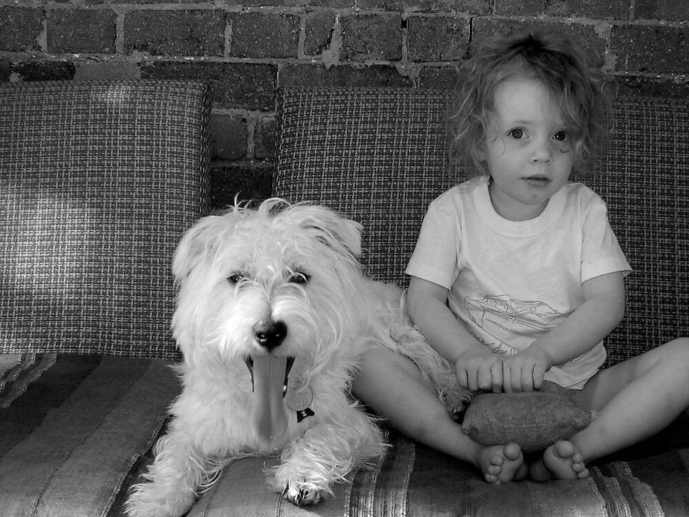 Olive & Leroy by emmeline