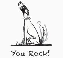 Iggy Pup: You Rock by David Nielsen