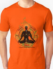 Mind Body and Soul KUNDALINI Unisex T-Shirt