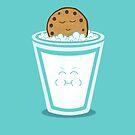 Hot Tub Cookie by Teo Zirinis