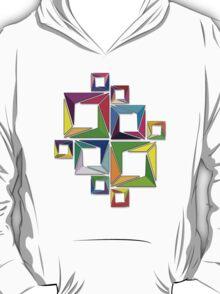 More Like Mondrian  [Contemporary Abstract Art] T-Shirt