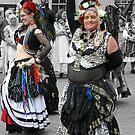 Dancers by Roxy J