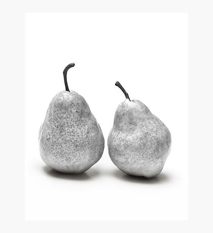 Two Plump Pears Photographic Print