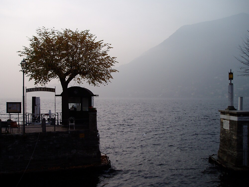 Lake Como Mist by adam