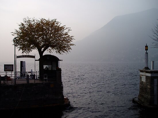Lake Como Mist by adam