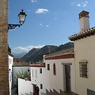Albaicin, Granada by Killjoy