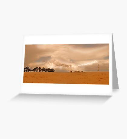 Loy Yang 1 Greeting Card
