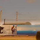 Distant Factories by Paul Vanzella