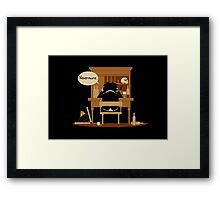 The Hangover Framed Print