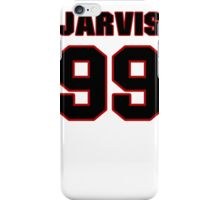 NFL Player Jarvis Jenkins ninetynine 99 iPhone Case/Skin