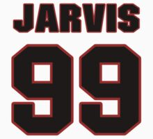 NFL Player Jarvis Jenkins ninetynine 99 by imsport
