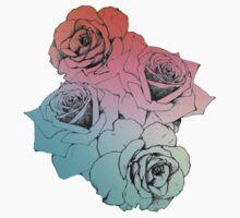 Roses by MZawesomechic