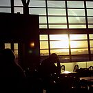 the Airport is waiting by milja