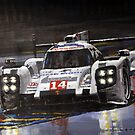 Le Mans 24 Racing History paintings by Yuriy Shevchuk  by Yuriy Shevchuk