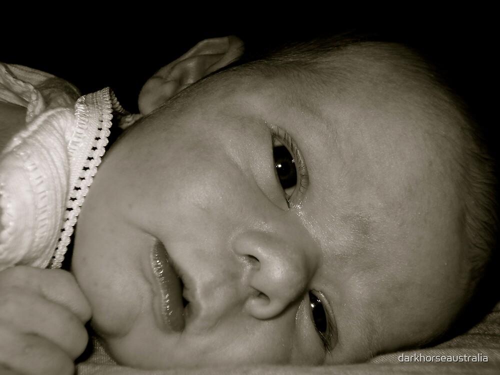 My beautiful girl by darkhorseaustralia