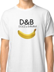 Dolce and Banana Classic T-Shirt