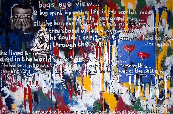 bugs eye view by hi8us