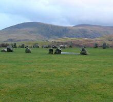 Castlerigg Stone Circle by RandomAlex
