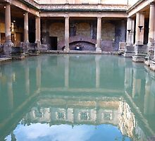 Roman Baths by RandomAlex